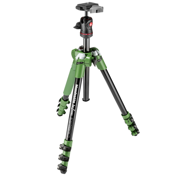 ������ ������� Manfrotto Befree Aluminum Green (MKBFRA4G-BH)