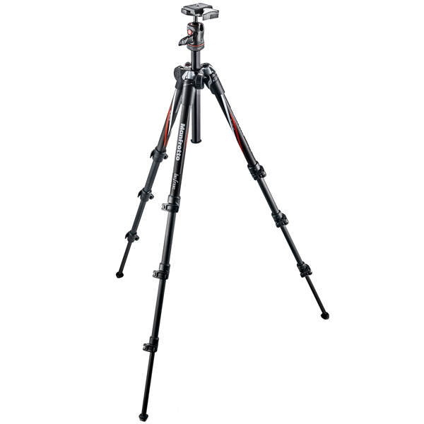 ������ ������� Manfrotto Befree Carbon Fiber with Ball Head (MKBFRC4-BH)