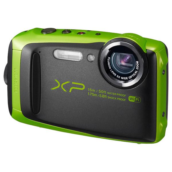 Фотоаппарат компактный Fujifilm FinePix XP90 Lime