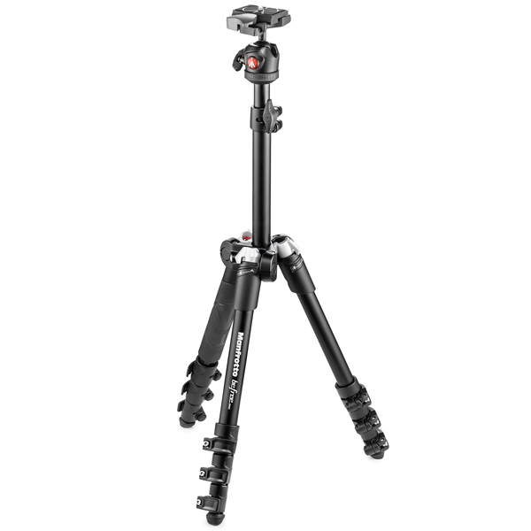 Manfrotto Befree One Aluminium Black (MKBFR1A4B-BH)