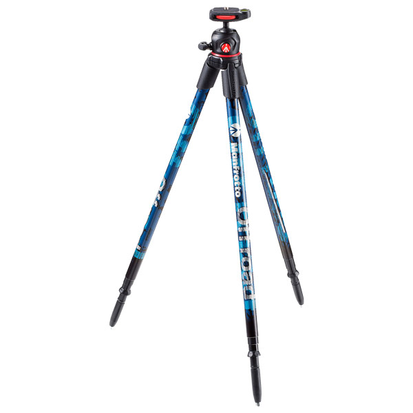 Штатив премиум Manfrotto Off Road Blue (MKOFFROADB)