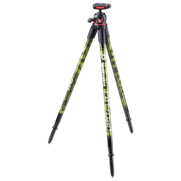 Штатив премиум Manfrotto Off Road Green (MKOFFROADG)