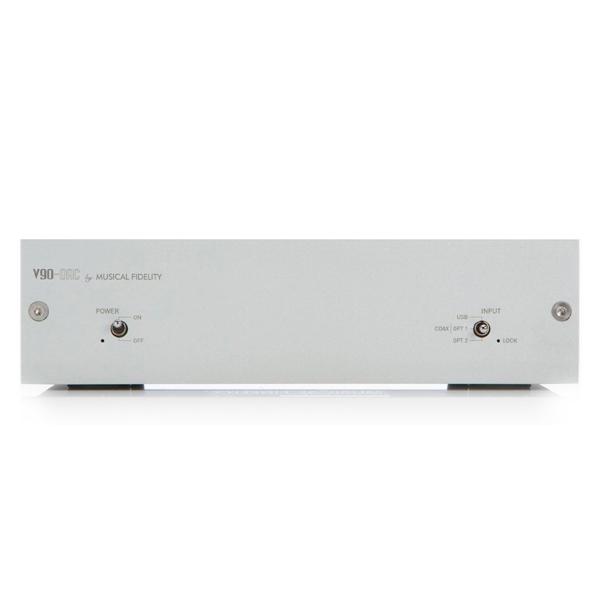 Процессор обработки звука Musical Fidelity V90-DAC musical fidelity m6si silver