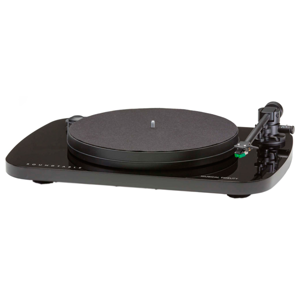 все цены на  Проигрыватель виниловых дисков Musical Fidelity Roundtable Turntable Black  онлайн