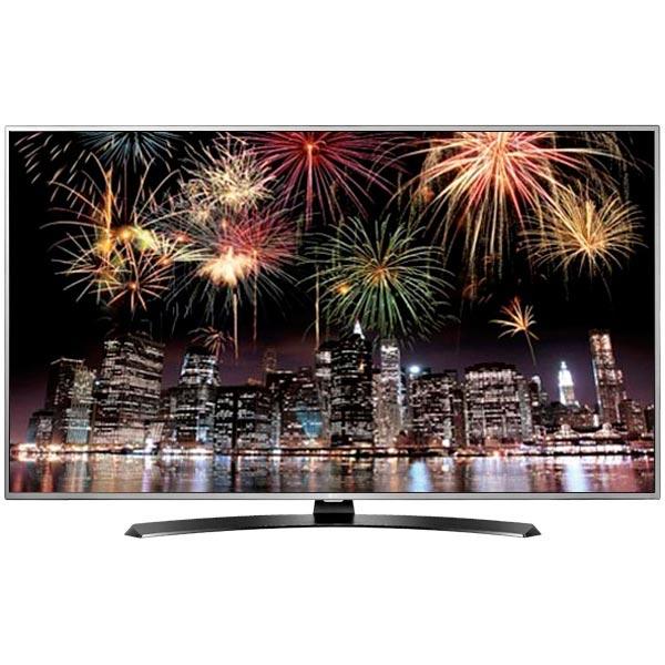 Телевизор LG4K (UHD) телевизоры<br>Воспроизведение H.264: Да,<br>Цифровой ТВ тюнер: DVB-T2/C/S2,<br>Тип батарей пульта ДУ: 2 х AAA (LR03),<br>Высота: 64.6 см,<br>Воспроизведение JPEG: Да,<br>Поддержка Smart TV: Да,<br>Цвет: серебристый,<br>Ширина: 110.6 см,<br>Глубина: 7.7 см,<br>Стереотюнер: A2/ NICAM,<br>Подключение к сети LAN: Да,<br>Разъем для модуля DVB CAM: 1,<br>Габаритные размеры (без подставки): 64.6*110.6*7.7 см,<br>Вход HDMI: 3,<br>Настенное крепление: доп.опция (VESA 300),<br>Базовый цвет: серебристый,<br>Выход оптический (Toslink): 1,<br>LAN разъем (RJ45): 1<br>