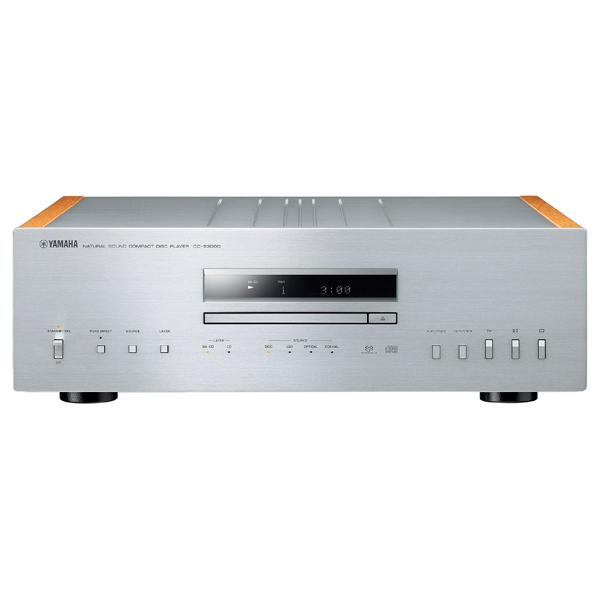 CD-плеер Yamaha CD-S3000 Silver
