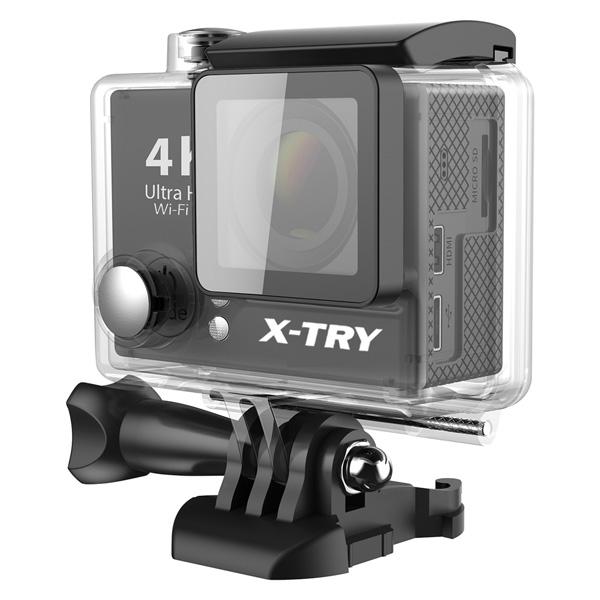 Видеокамера экшн X-TRY