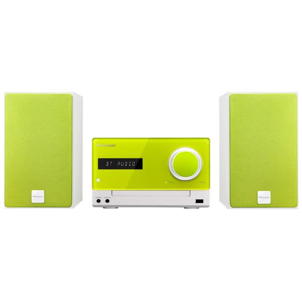 Музыкальный центр Micro Pioneer X-CM35-N Lime Green