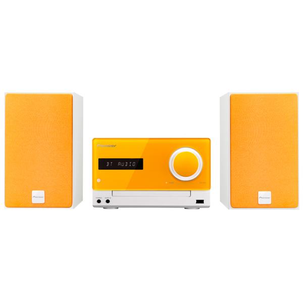 Музыкальный центр Micro Pioneer X-CM35-D Orange