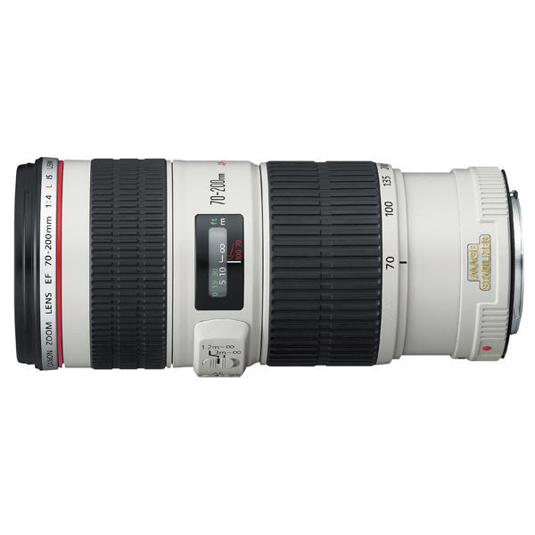 Объектив для зеркального фотоаппарата Canon
