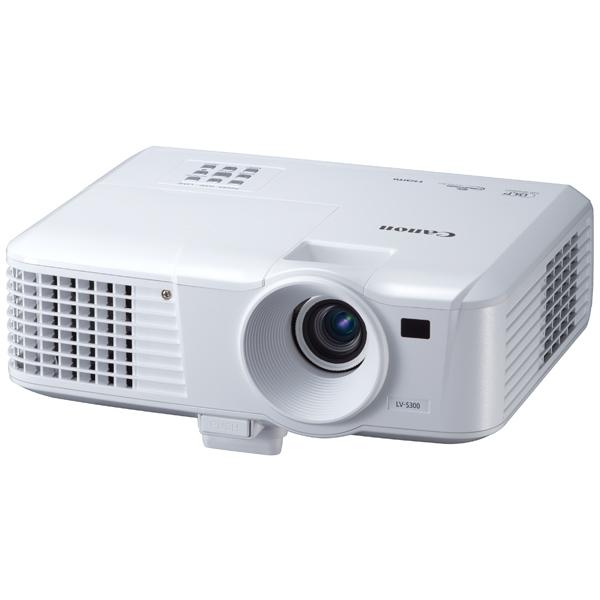 Видеопроектор для домашнего кинотеатра Canon LV-S300