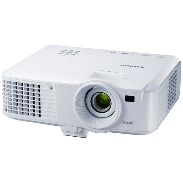 Видеопроектор для домашнего кинотеатра Canon LV-X320