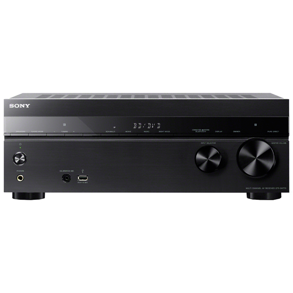sony str dn860 black Ресивер Sony STR-DH770/M