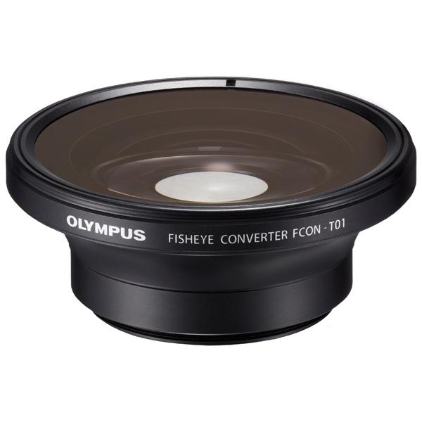 Премиальный фотоаксессуар Olympus Конвертер рыбий глаз FCON-T01