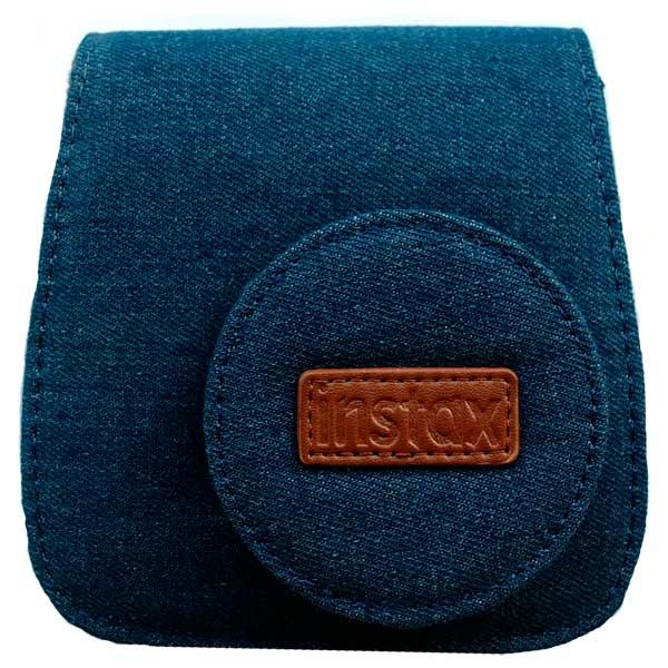 Аксессуар для Fujifilm INSTAX Fujifilm Чехол Instax Mini 8 Jeans Soft Case 3 sizes zency bags handbags famous brands real genuine leather women handbag lady tote shoulder messenger bag