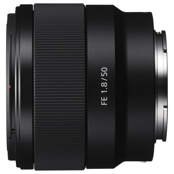 Объектив Sony FE 50mm F1.8 (SEL50F18F)