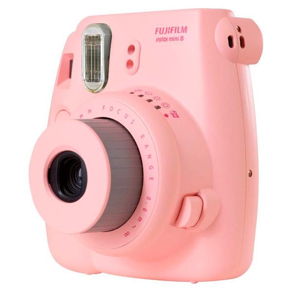 Fujifilm Instax Mini 8 Pink fujifilm x t2 body black