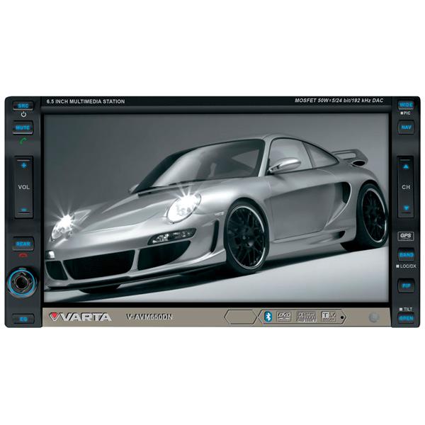 Навигационная медиа система Varta V-AVM650DN