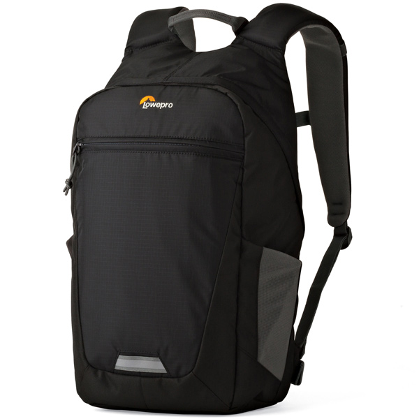 Рюкзак для фотоаппарата Lowepro Photo Hatchback BP 150 AW II Midnight Black/Grey