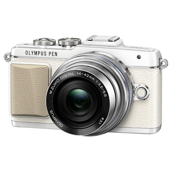 Фотоаппарат системный Olympus E-PL7 Pancake Zoom Kit White фотоаппарат olympus om d e m5