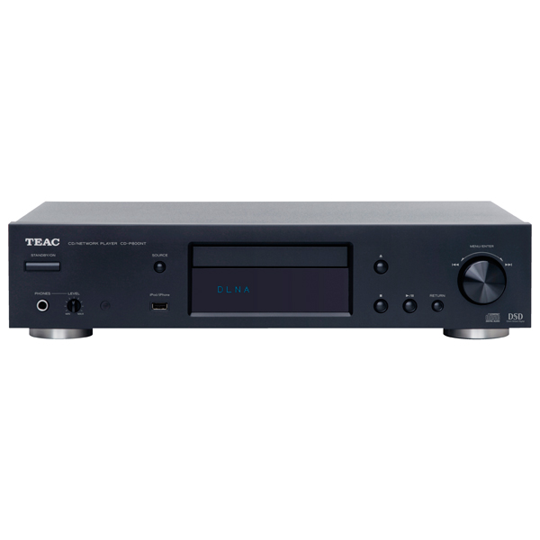 CD-плеер Teac CD-P800NT Black cd проигрыватель teac cd p800nt black