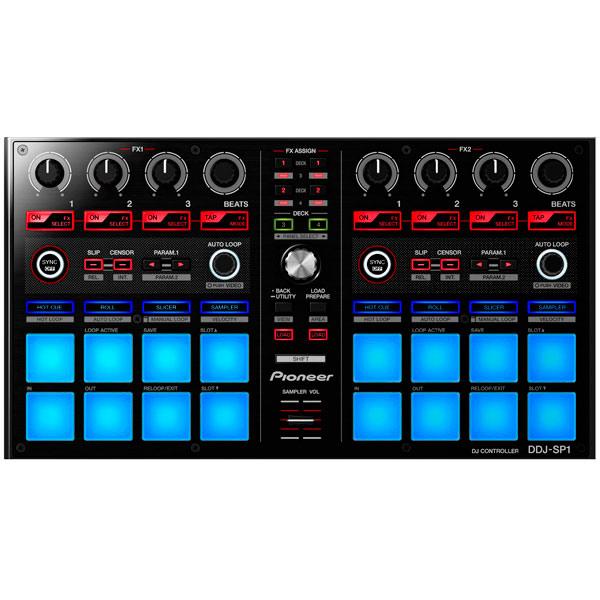 ���������� ��� DJ Pioneer DDJ-SP1