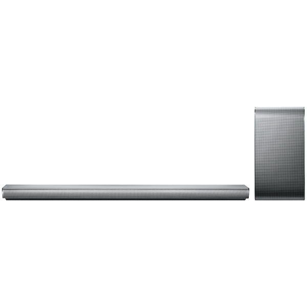 Саундбар LGСаундбары<br>Вес фронтальных АС: 2.7 кг,<br>Габаритные размеры (В*Ш*Г): 5.3*120*8.5 см,<br>Формат аудио: MP3/ FLAC/ WMA/ OGG,<br>Суммарная мощность: 420 Вт,<br>Цвет фронтальных АС: серебристый,<br>Порт USB 2.0 тип A: 1,<br>LAN разъем (RJ45): 1,<br>Сопротивление фронт. АС: 4 Ом,<br>Воспр. медиафайлов с цифр.носителей: Да,<br>Цвет: серебристый,<br>Глубина: 8.5 см,<br>Высота: 5.3 см,<br>Кабель для цифр.подкл. (HDMI): доп.опция,<br>Вес сабвуфера: 4.5 кг,<br>Ширина: 120 см,<br>Акустич. оформ. сабвуфера: фазоинвертор,<br>Страна: КНР<br><br>Вес кг: 9.2<br>Ширина см: 120<br>Глубина см: 8.5<br>Высота см: 5.3<br>Цвет : серебристый