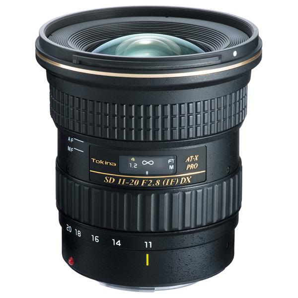 Объектив для зеркального фотоаппарата Tokina