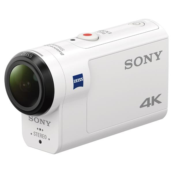 Видеокамера экшн Sony FDR-X3000R/W sony fdr x3000r