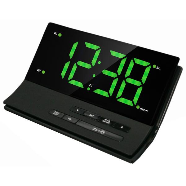Радио-часы MAX CR-2907G