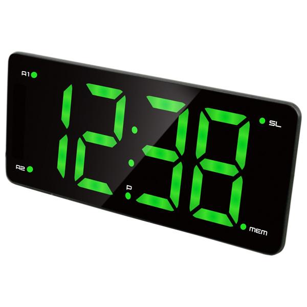 Радио-часы MAX CR-2910