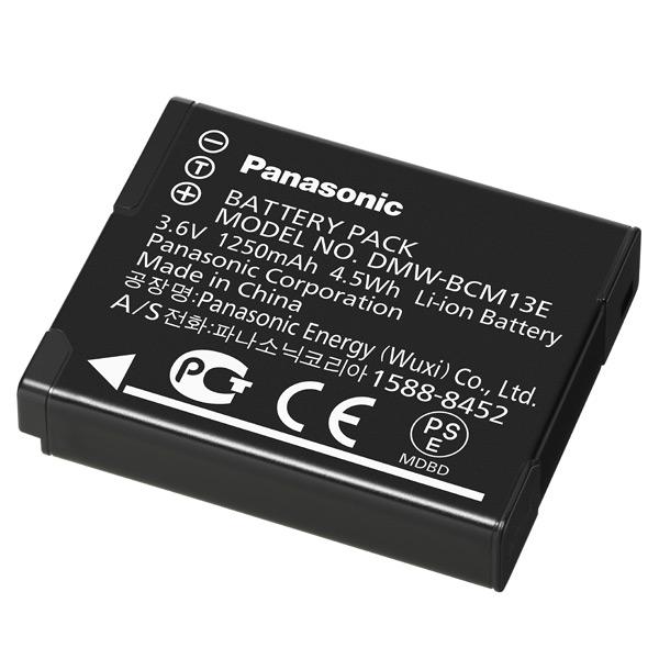 Аккумулятор для цифрового фотоаппарата Panasonic DMW-BCM13E