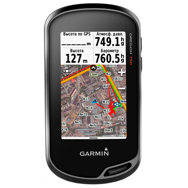Туристический навигатор Garmin