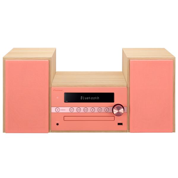Музыкальный центр Micro Pioneer X-CM56 Red