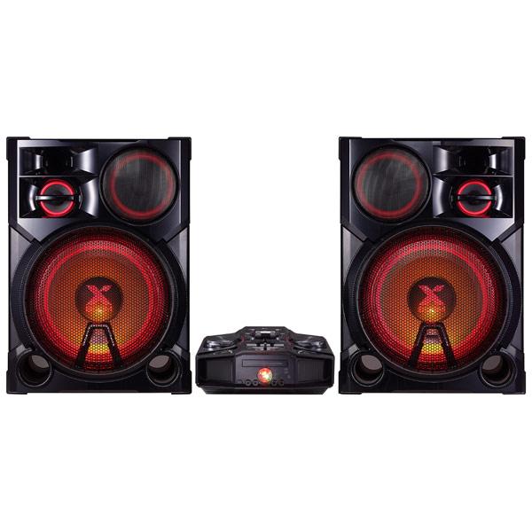 Музыкальная система Midi LG CM9960 изображение