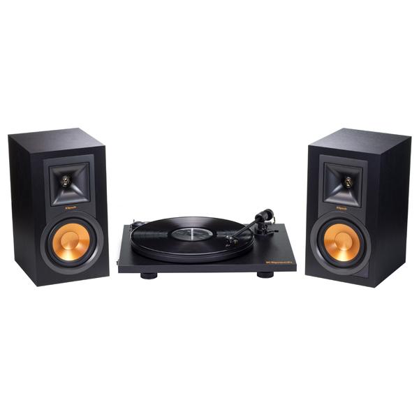 Klipsch, Hi-fi система, Stereo speakers + turntable pack