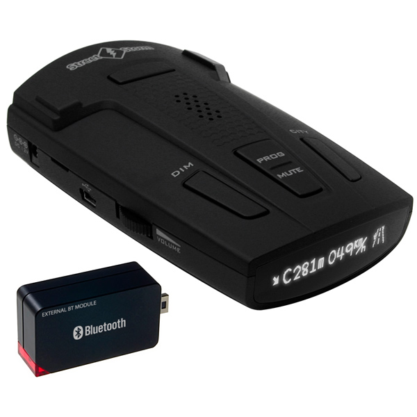 все цены на  Автомобильный радар Street Storm STR-9540EX BT One kit  онлайн