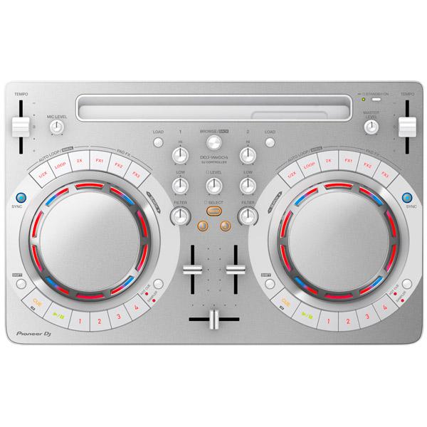 Контроллер для DJ Pioneer DDJ-WEGO4-W pioneer ddj wego4 w