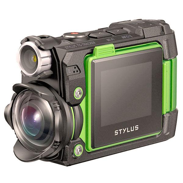 Купить Видеокамера экшн Olympus TG-Tracker Green