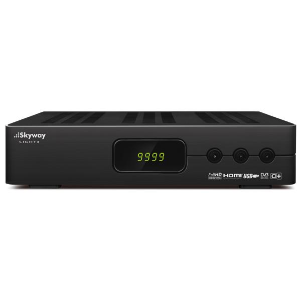 Комплект цифрового ТВ Skyway от М.Видео