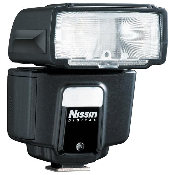 Nissin, Фотовспышка, i40 Fujifilm