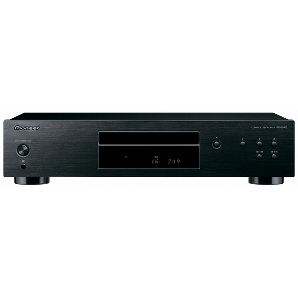 CD-плеер Pioneer PD-10AE Black
