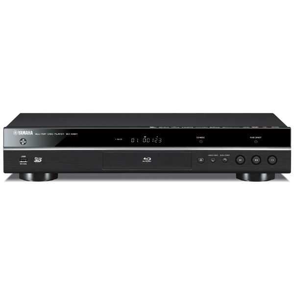 3D Blu-Ray-плеер Yamaha