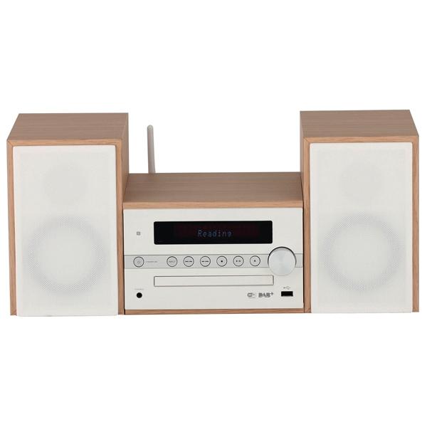 Музыкальный центр Micro Pioneer X-CM66D White
