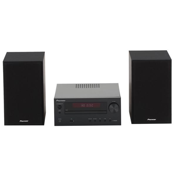 Музыкальный центр Micro Pioneer X-HM26 Black