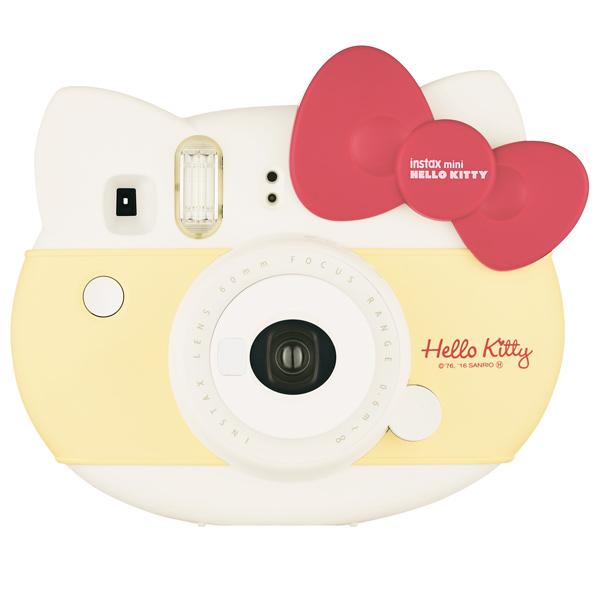 Фотоаппарат моментальной печати Fujifilm Instax Mini Hello Kitty Red fujifilm instax mini 70 black фотокамера мгновенной печати colorfilm instax mini 10 2pk картридж
