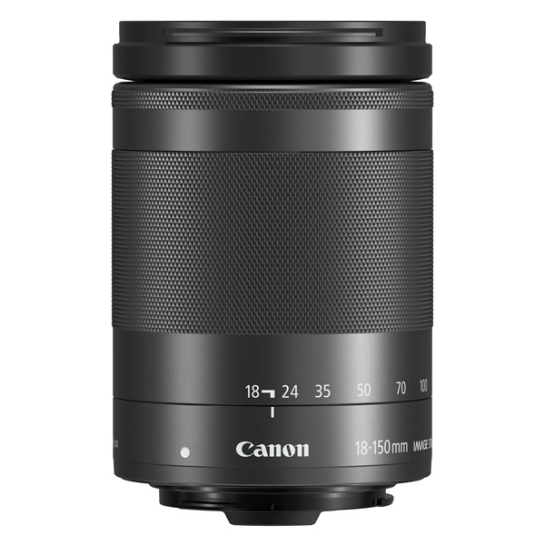 Объектив Canon EFM 18-150mm f/3.5-6.3 IS STM Black
