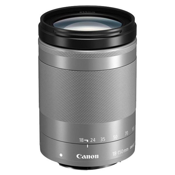 Объектив Canon EFM 18-150mm f/3.5-6.3 IS STM Silver