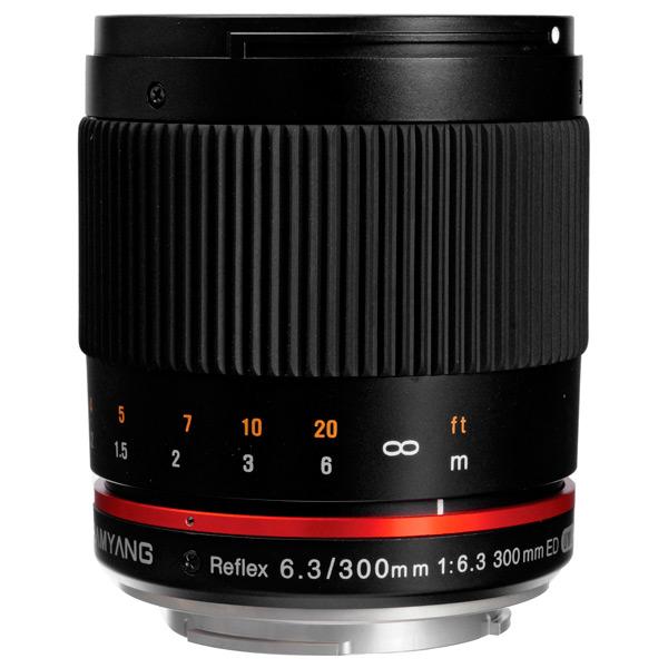 Объектив Samyang 300mm f/6.3 Mirror Nikon F