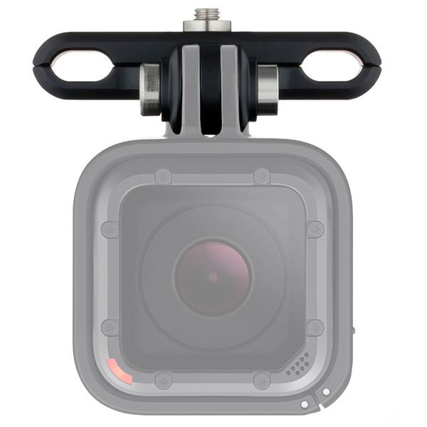 Аксессуар для экшн камер GoPro Крепление на седло велосипеда (AMBSM-001) аксессуар для экшн камер gopro крепление на руку ahwbm 001